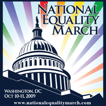 2009 National Equality March in DC