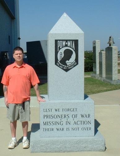Gary Wright II remembers our POW / MIA