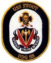 USS Stout (DDG-55)